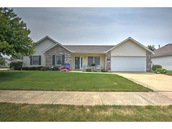 963 W Aspen Trl, Decatur, IL 62526 (MLS #6183458) :: Main Place Real Estate