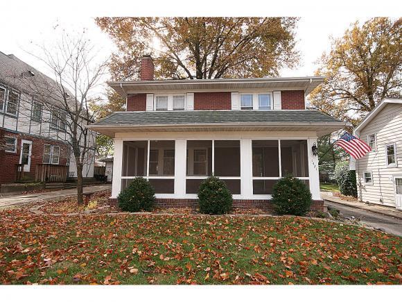 1421 W Riverview Ave, Decatur, IL 62522 (MLS #6183855) :: Main Place Real Estate