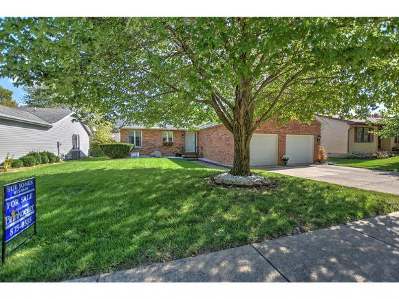 2222 S Franzy Dr, Decatur, IL 62521 (MLS #6184354) :: Main Place Real Estate