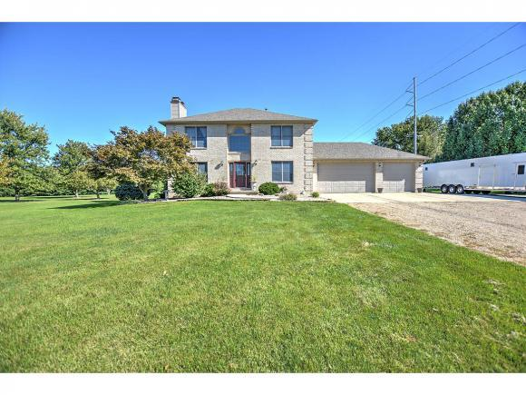 1710 Brentwood Dr., Mt. Zion, IL 62549 (MLS #6184556) :: Main Place Real Estate