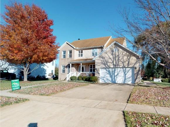 358 Cale Ct, Forsyth, IL 62535 (MLS #6184666) :: Main Place Real Estate