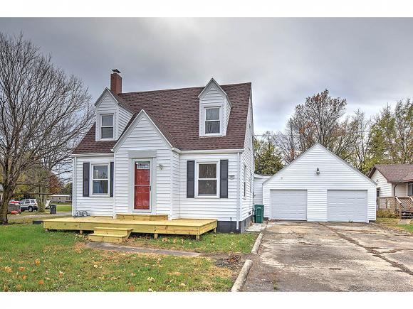 101 W Glenn St, Macon, IL 62544 (MLS #6184669) :: Main Place Real Estate