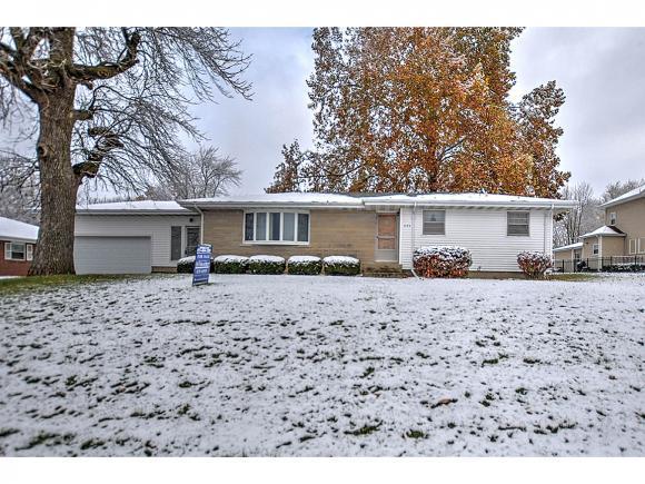 439 W Washington St., Maroa, IL 61756 (MLS #6184722) :: Main Place Real Estate