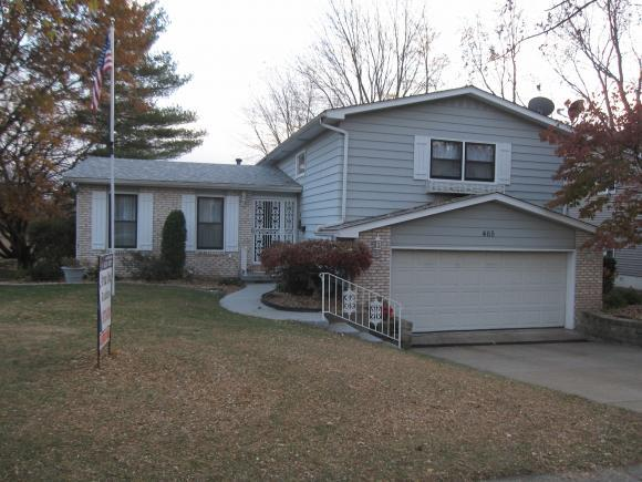 465 Shadow Lane, Decatur, IL 62526 (MLS #6184827) :: Main Place Real Estate