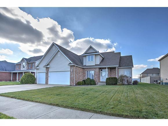 489 Lucas Ln, Forsyth, IL 62535 (MLS #6184953) :: Main Place Real Estate