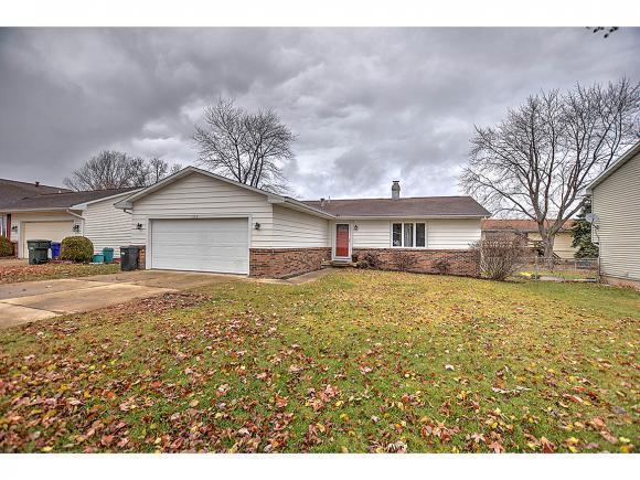 120 Fenway Dr, Decatur, IL 62521 (MLS #6184988) :: Main Place Real Estate