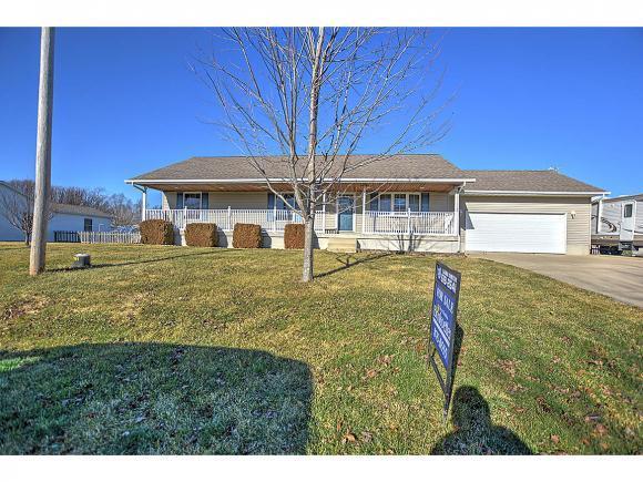 16 View Circle, Oreana, IL 62554 (MLS #6190088) :: Main Place Real Estate