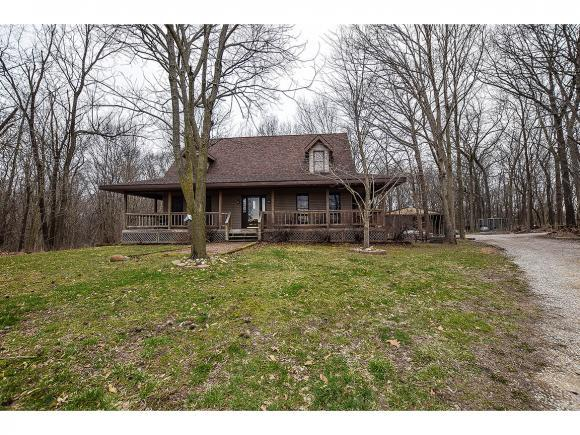 1140 County Highway 18, Tower Hill, IL 62571 (MLS #6190121) :: Main Place Real Estate