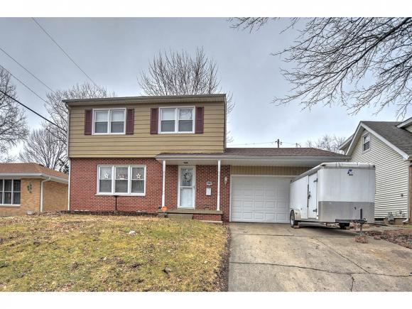 4038 N Buckingham Dr, Decatur, IL 62526 (MLS #6190307) :: Main Place Real Estate