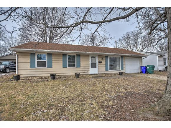 447 N Moffet Ave, Decatur, IL 62522 (MLS #6190352) :: Main Place Real Estate