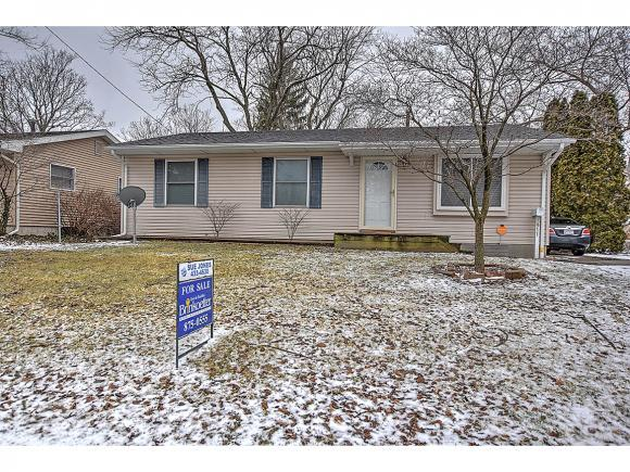 3911 N Cambridge Dr, Decatur, IL 62526 (MLS #6190435) :: Main Place Real Estate