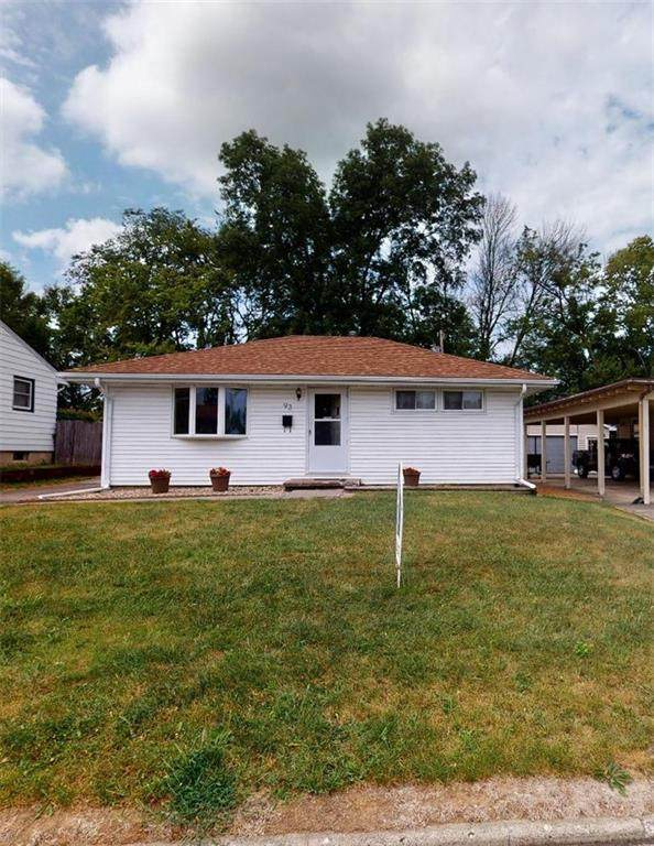 93 Isabella Drive, Decatur, IL 62521 (MLS #6204551) :: Main Place Real Estate