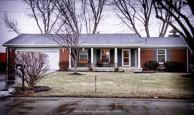 410 W Wildwood Drive, Mt. Zion, IL 62549 (MLS #6207482) :: Main Place Real Estate