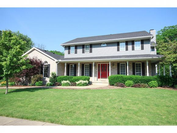 775 Country Manor Dr, Decatur, IL 62521 (MLS #6184458) :: Main Place Real Estate