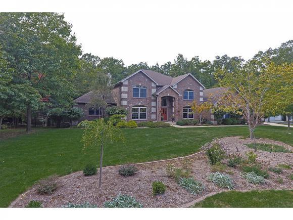 4100 South Lake Court, Decatur, IL 62521 (MLS #6190362) :: Main Place Real Estate