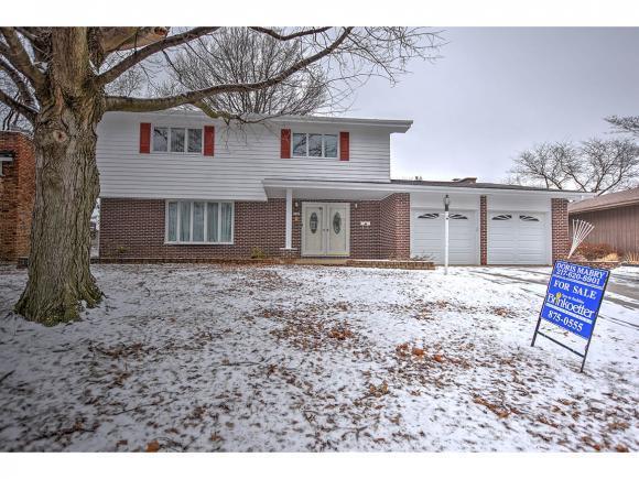 734 Crestline Dr., Decatur, IL 62526 (MLS #6184629) :: Main Place Real Estate