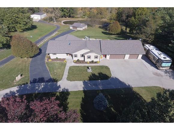 5658 E Reas Bridge Rd, Decatur, IL 62521 (MLS #6184680) :: Main Place Real Estate