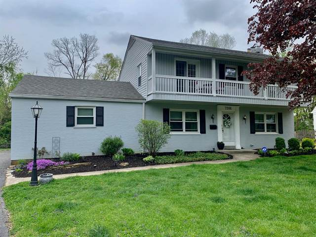 7208 Quailhollow Road, Sycamore Twp, OH 45243 (#1691079) :: The Chabris Group