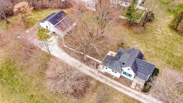 10960 Co Rd 335, Jackson Twp, OH 45347 (MLS #1693339) :: Bella Realty Group