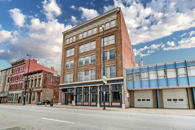335 W Fifth Street #305, Cincinnati, OH 45202 (#1694305) :: The Chabris Group