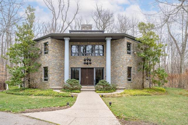9550 Tall Trail, Indian Hill, OH 45242 (#1694463) :: The Chabris Group