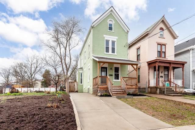 4219 Dane Avenue, Cincinnati, OH 45223 (MLS #1694491) :: Bella Realty Group
