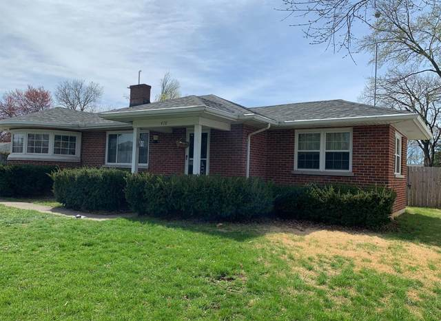 478 E Fourth Street, Franklin, OH 45005 (MLS #1694699) :: Bella Realty Group