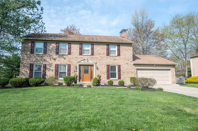 10453 Hopewell Hills Drive, Symmes Twp, OH 45249 (#1695087) :: The Chabris Group