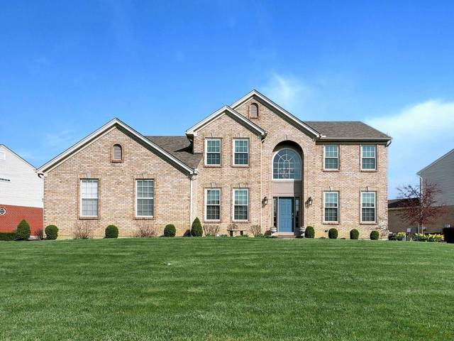 7743 Hunters Trail, Deerfield Twp., OH 45040 (#1695192) :: The Chabris Group