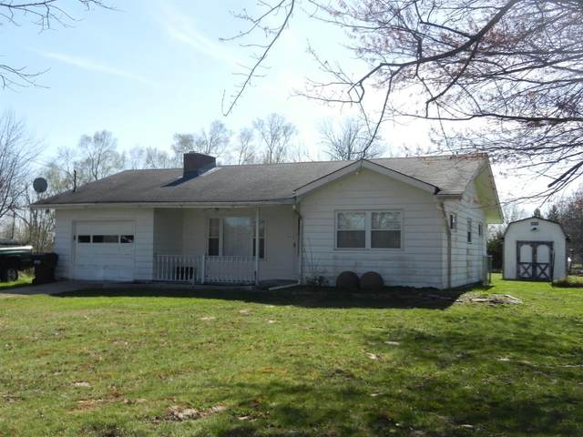 2880 St Rt 125, Clark Twp, OH 45130 (MLS #1695240) :: Bella Realty Group