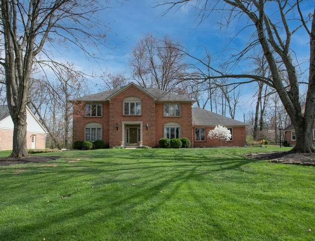 840 Old Mill Drive, Miami Twp, OH 45140 (#1695450) :: The Chabris Group