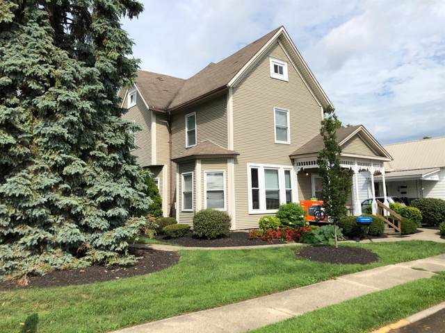 411 N Spring Street, Wilmington, OH 45177 (#1695541) :: Century 21 Thacker & Associates, Inc.