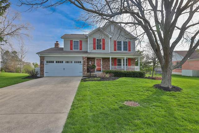 4908 Isaac Lane, Mason, OH 45040 (#1695635) :: The Chabris Group