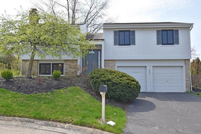 5571 Creekwood Circle, West Chester, OH 45069 (#1695645) :: The Chabris Group