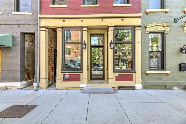 1432 Race Street #302, Cincinnati, OH 45202 (MLS #1695206) :: Apex Group