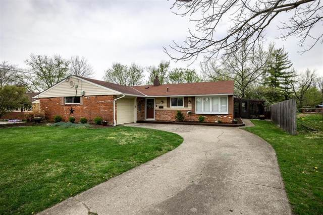4044 Haverstraw Drive, Sharonville, OH 45241 (MLS #1695661) :: Bella Realty Group