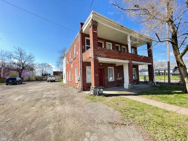 1055 Van Buren, Lockland, OH 45215 (MLS #1695498) :: Bella Realty Group