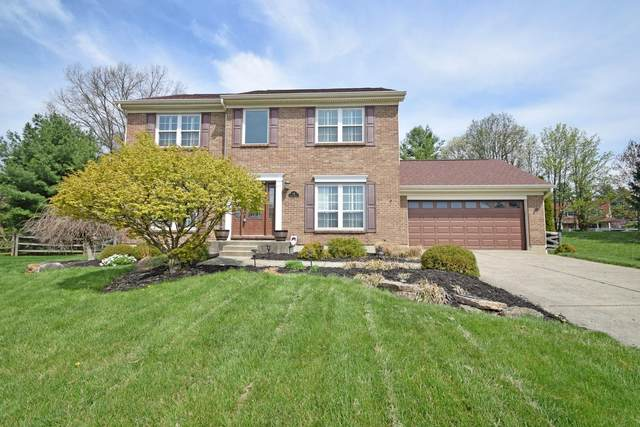 1112 N Muscovy Drive, Miami Twp, OH 45140 (#1695833) :: The Chabris Group