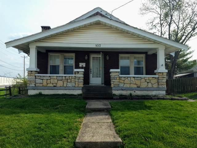 103 Catherine Avenue, Lockland, OH 45215 (MLS #1695712) :: Bella Realty Group