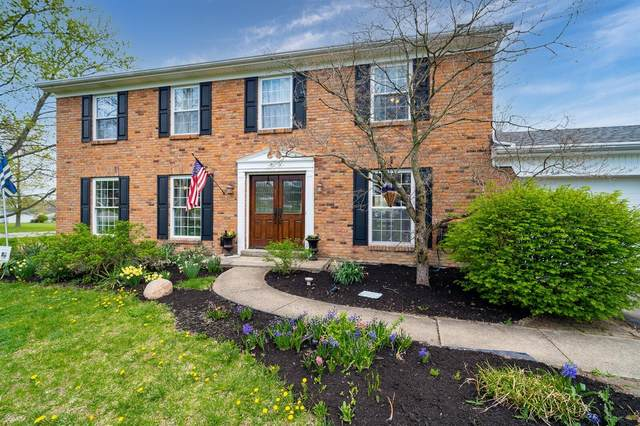 7764 Lakota Hills Drive, West Chester, OH 45069 (#1696002) :: The Chabris Group