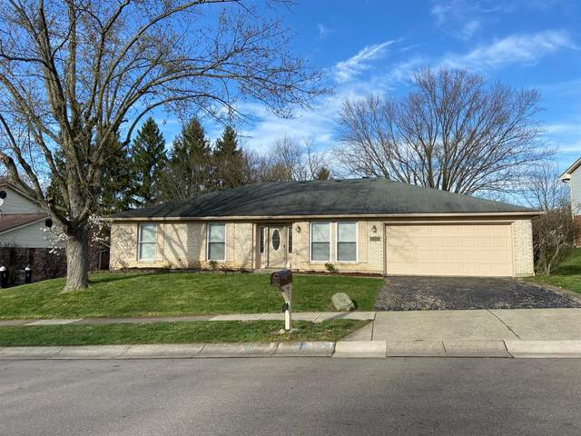 722 Black Moat, Miamisburg, OH 45342 (MLS #1695824) :: Bella Realty Group