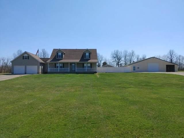 11682 Spruance Road, Hillsboro, OH 45133 (MLS #1696171) :: Bella Realty Group