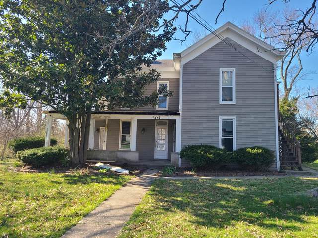 303 E Baldwin Street, Blanchester, OH 45107 (MLS #1696189) :: Bella Realty Group