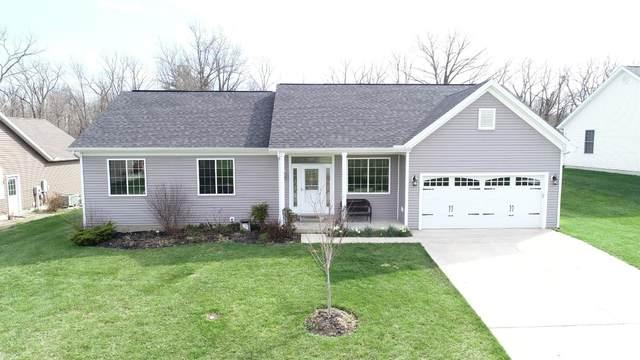 110 Tanglewood, Hillsboro, OH 45133 (MLS #1696201) :: Bella Realty Group