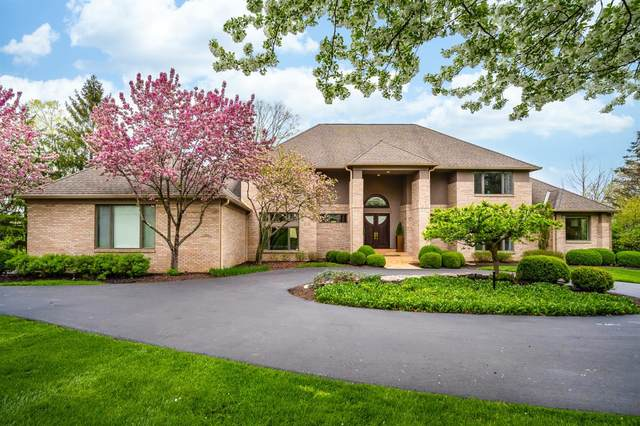 4920 Walnut Woods Lane, Indian Hill, OH 45243 (#1696714) :: The Chabris Group
