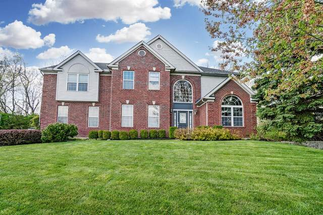 3369 Spalding Drive, Mason, OH 45040 (MLS #1697256) :: Apex Group
