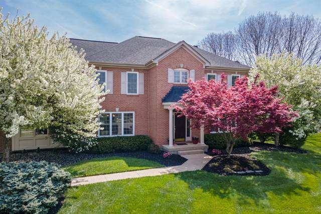 8581 Chaucer Place, Montgomery, OH 45249 (MLS #1697190) :: Apex Group