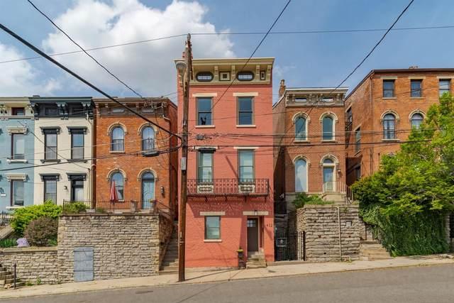 432 Milton Street, Cincinnati, OH 45202 (MLS #1697389) :: Apex Group