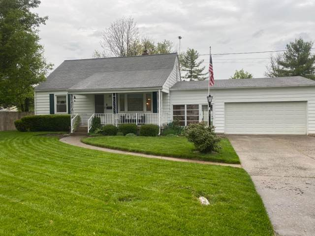 5031 Celadon Avenue, Fairfield, OH 45014 (#1698349) :: Century 21 Thacker & Associates, Inc.
