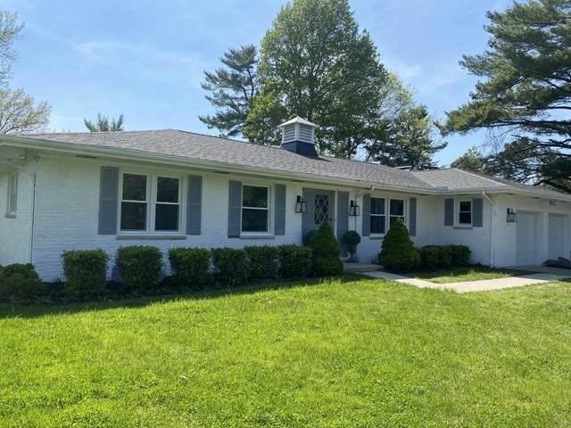 7491 Heatherwood Lane, Anderson Twp, OH 45244 (#1698471) :: Century 21 Thacker & Associates, Inc.